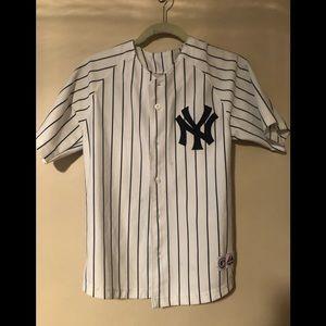 Kids Yankee Jersey Derek Jeter